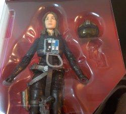 '.Jaina Solo #56 action figure.'