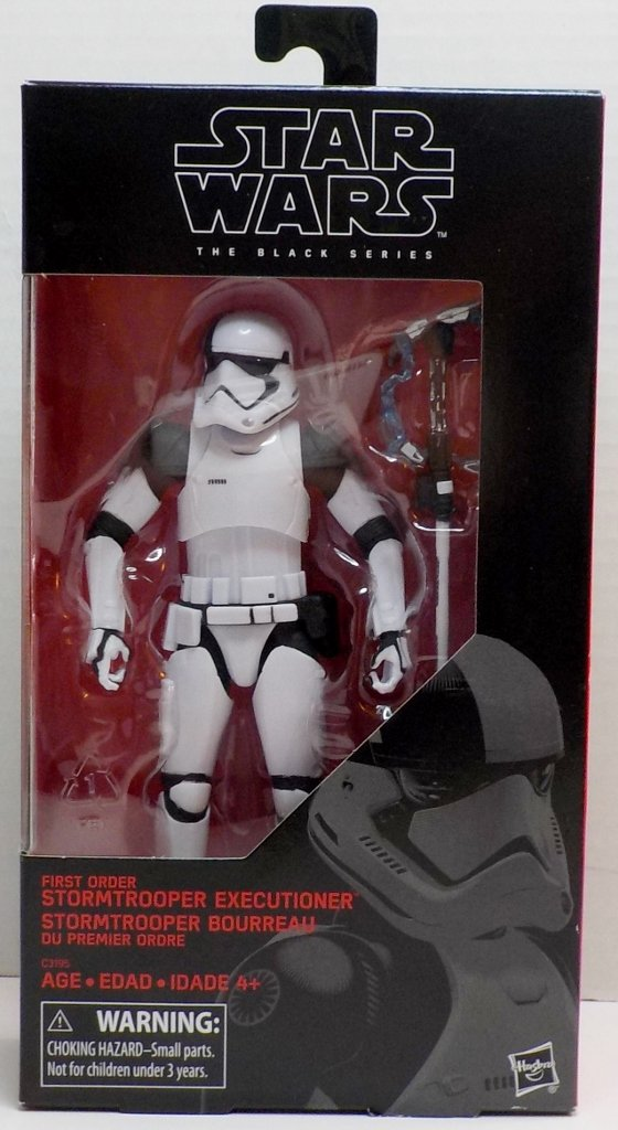Star Wars Black Series exclusive First Order Stormtrooper