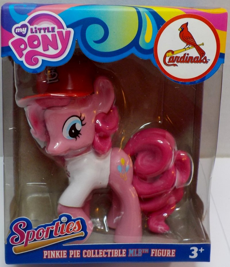 My Little Pony Set of 3 SDCC exclusives Sporties