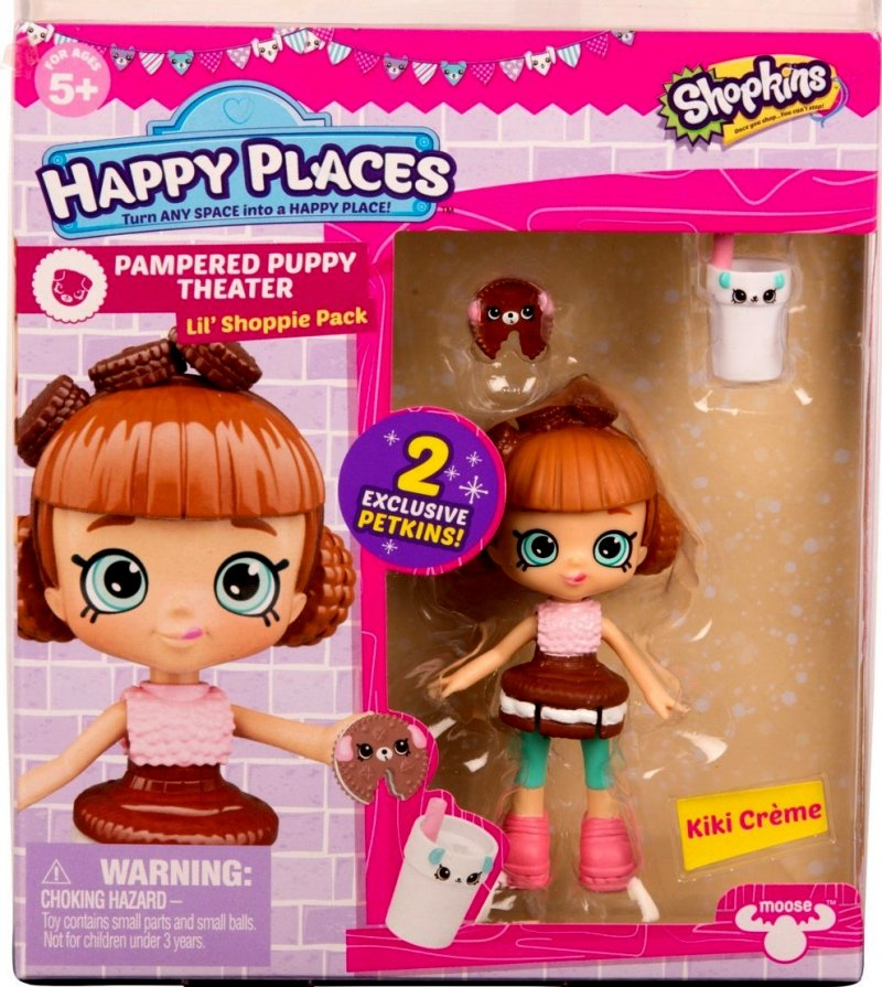 Shopkins Lil' Shoppie Pack S3