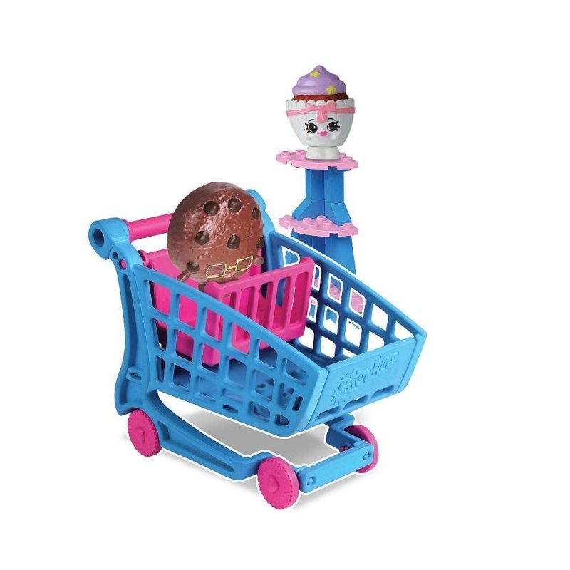 Shopping Cart Patty Cake and Candy Cookie