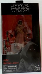 Star Wars Black Series Jawa #61 A New Hope 6 inch figure