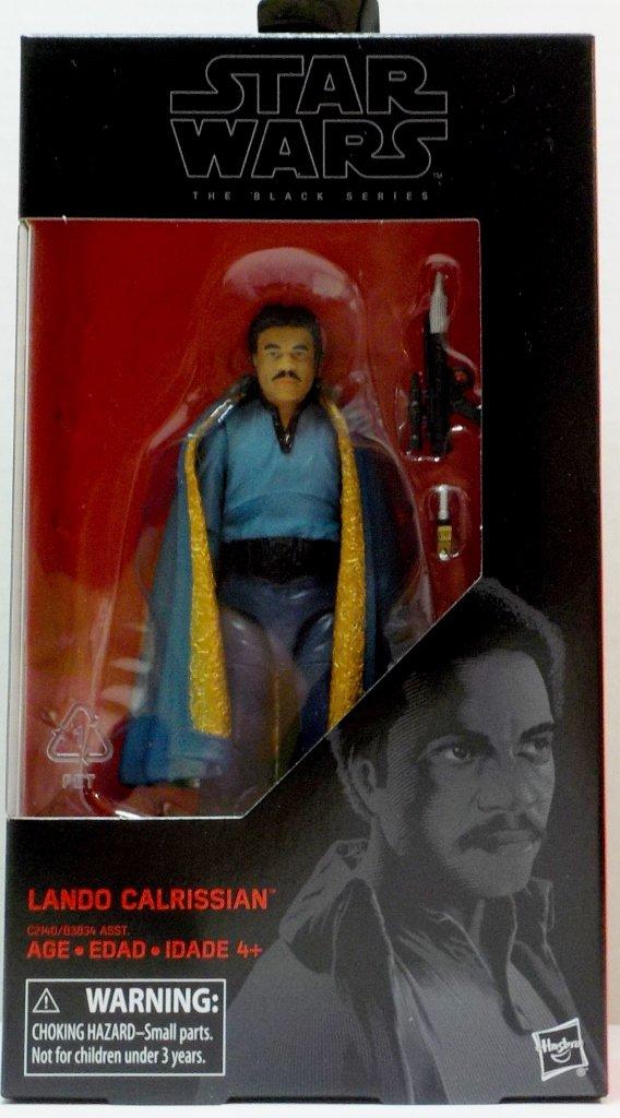 "LANDO CALRISSIAN #39 Star Wars Black Series Empire Strikes Back 6/"" Figure"