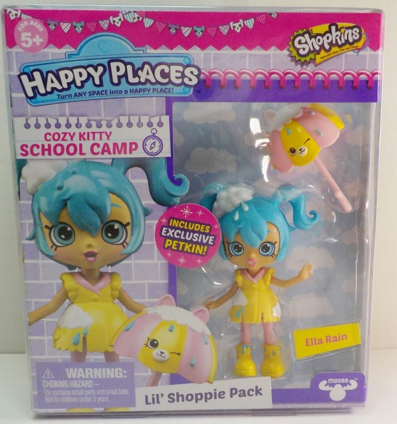 Shopkins Happy Places S4 Lil' Shoppie Packs