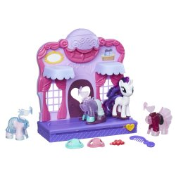'.Rarity Fashion Runway Playset.'