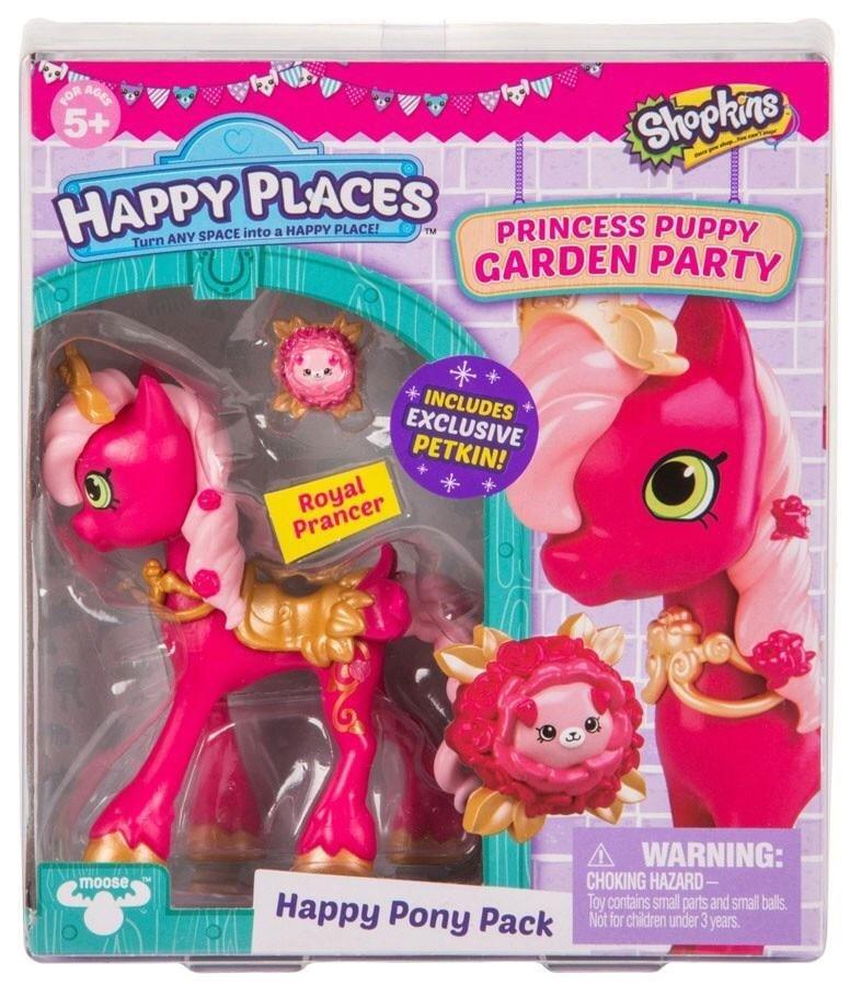 Happy Places Princess Puppy Garden Party S4