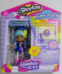 Shopkins Happy Places Rainbow Beach Lil' Shoppie Popsi Blue