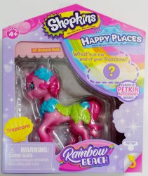 Shopkins Happy Places Rainbow Beach Isla Hibiscus Lil' Shoppie doll