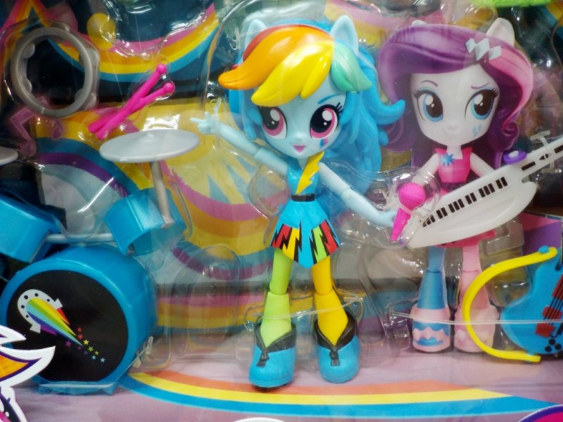 My Little Pony Rockin' Music Class Equestria Girls Playset