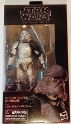 Star Wars Black Series Stormtrooper (Mimban) Walmart Exclusive