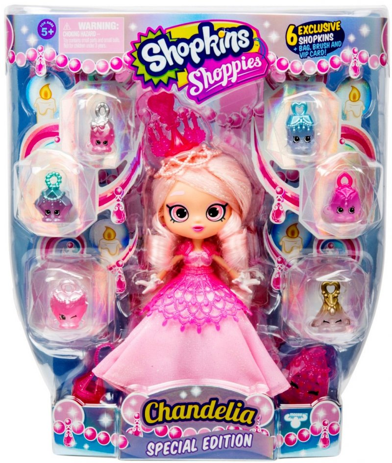 Shopkins Shoppies Doll Season 7