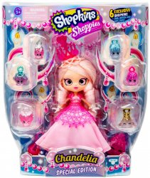 Shopkins Shoppies Angelique Star Special Edition doll Exclusive