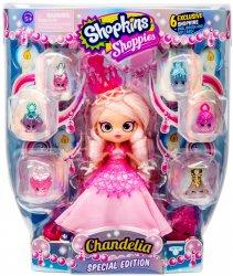 Shopkins Shoppies Doll Special Edition Chandelia Season 7