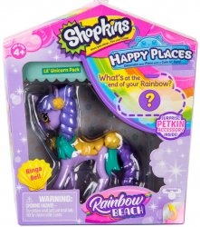 Shopkins Happy Places Rainbow Beach Lil' Shoppie Isabell figure