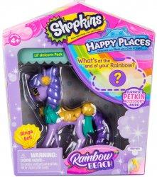 Shopkins Happy Places Rainbow Beach Ringa Bell Unicorn Lil' Pony figure