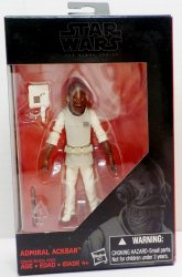 Star Wars Black Series Admiral Ackbar 3.75 inch action figure