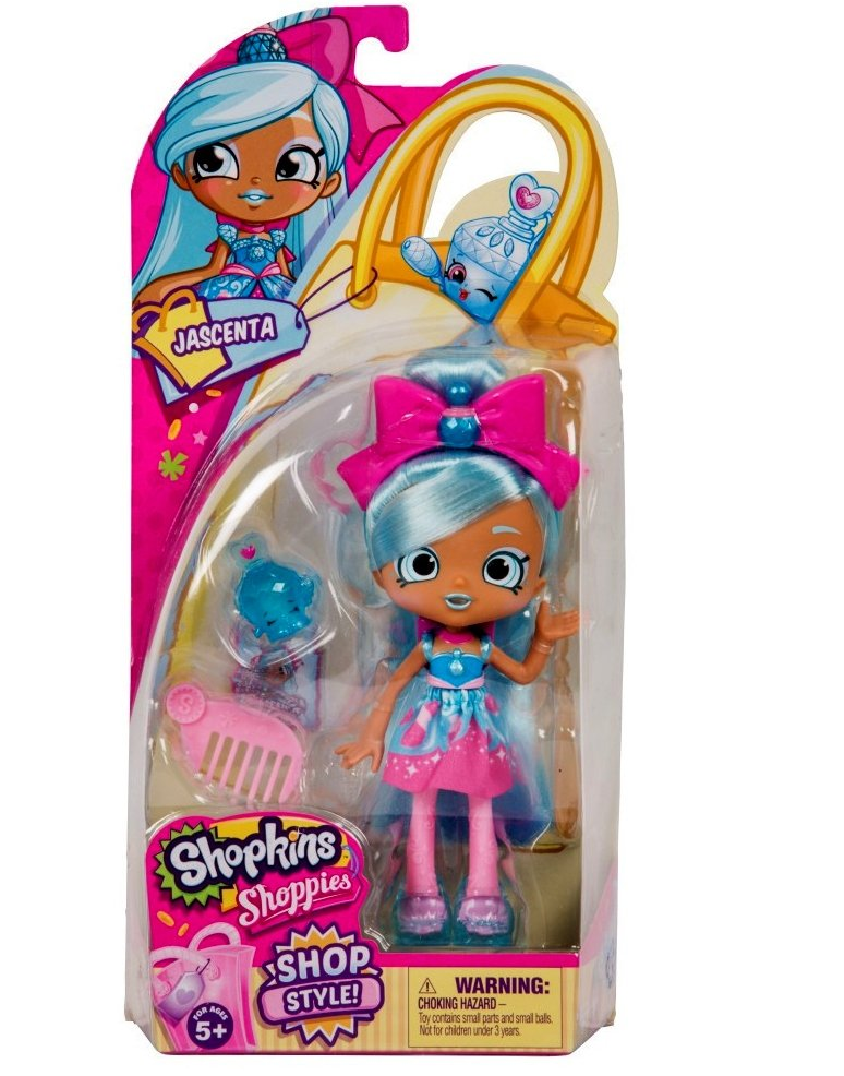 Shopkins Shop Style Shoppies Season 10