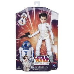 Star Wars Princess Leia Organa & R2-D2 Adventure Set Forces of Destiny