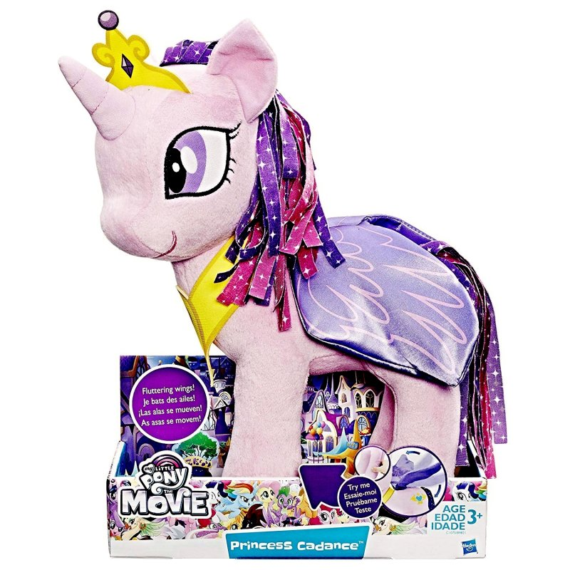 My Little Pony the Movie Feature Wings Plush