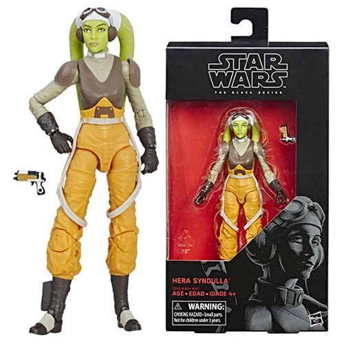 Star Wars Rebels The Black Series 6 inch figure