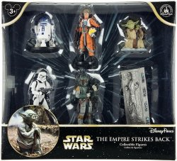 Star Wars Disney Parks The Empire Strikes Back Collection Play Set