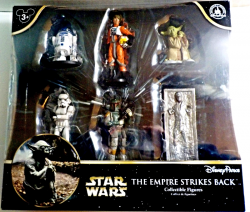 '.Empire Strikes Back figures.'