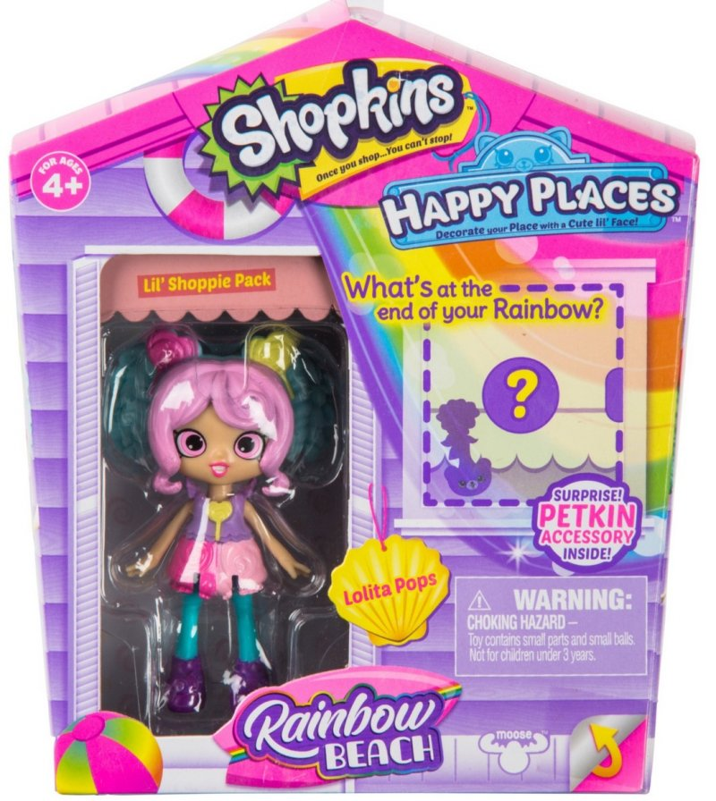 Shopkins Happy Places Rainbow Beach