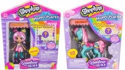 Shopkins Happy Places  Lil' Shoppie Lolita Pops & unicorn Candy Clops