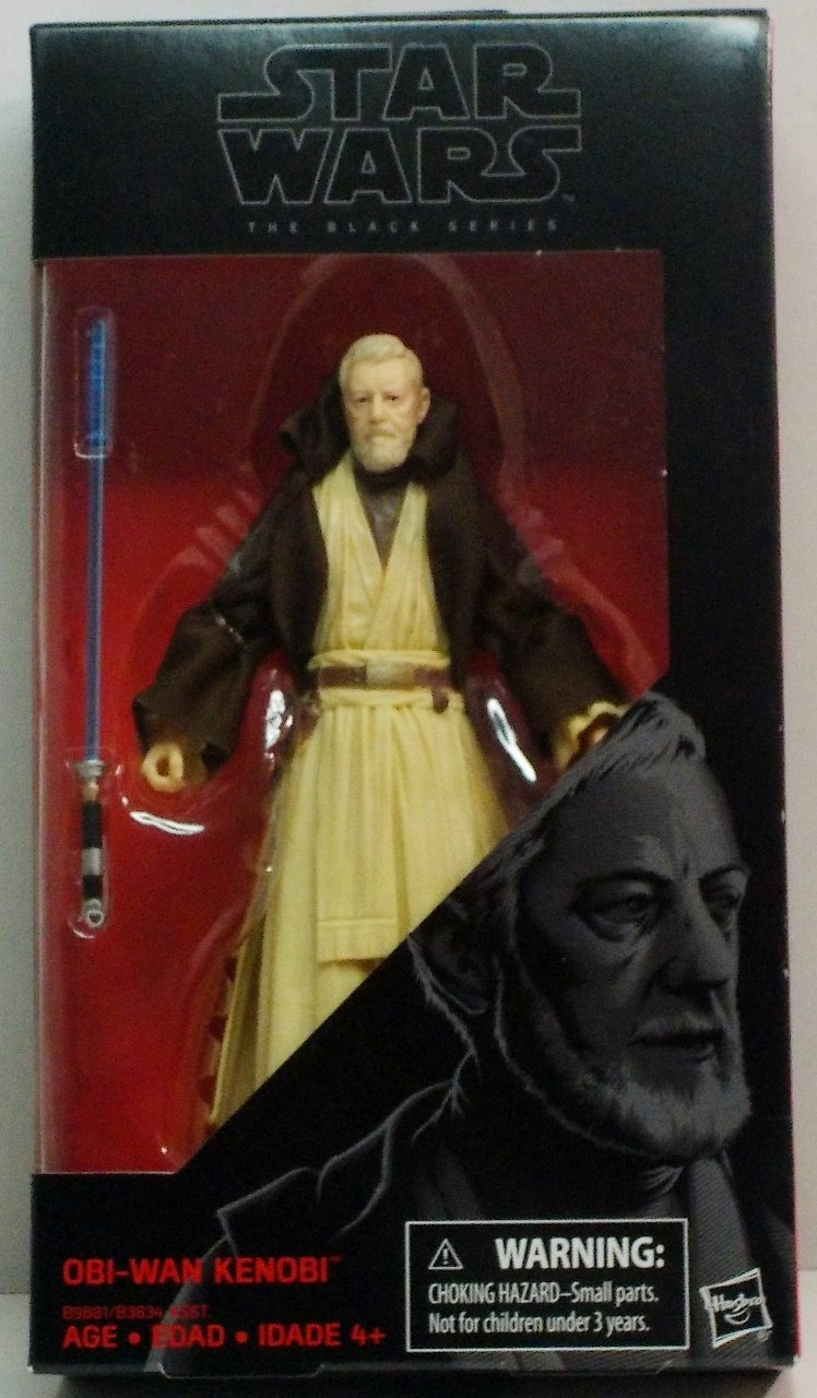 Star Wars The Black Series 6 inch action figure