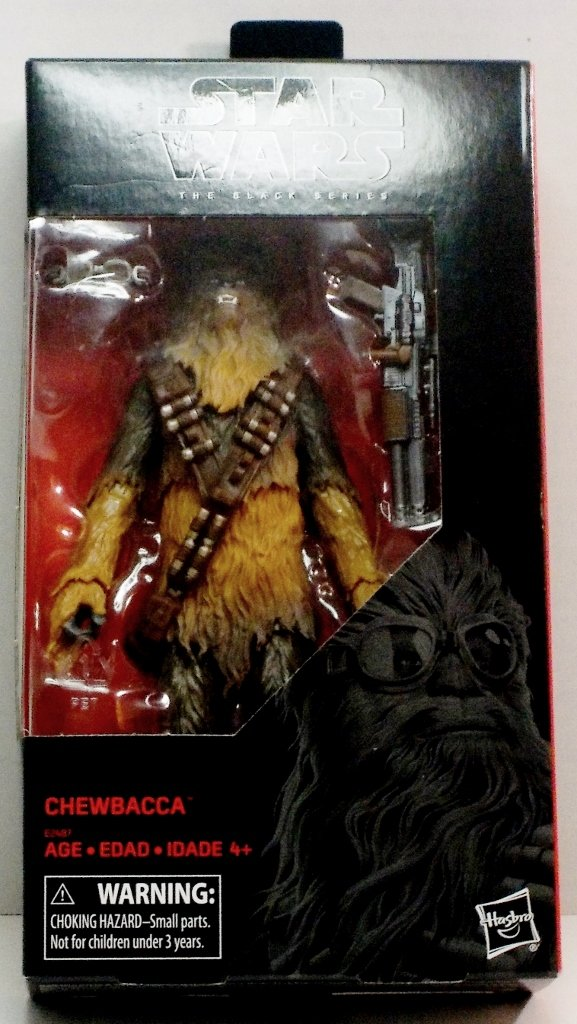 Star Wars The Black Series 6 inch figure from Solo
