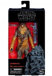 Star Wars The Black Series Chewbacca exclusive 6 inch figure