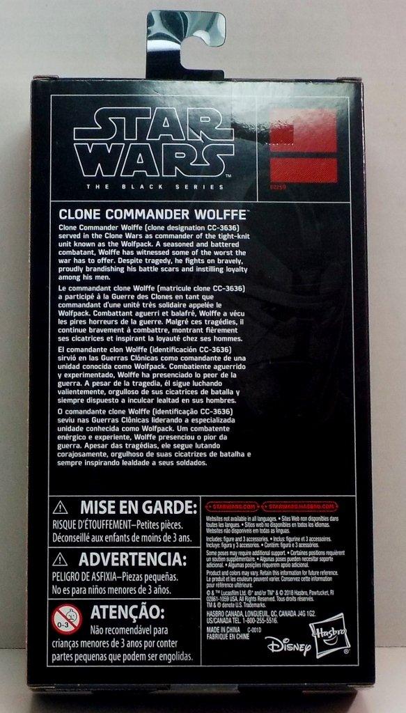 Star Wars The Black Series Exclusive