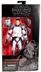 Star Wars The Black Series Clone Commander Wolffe 6 in exclusive figure