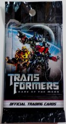 '.Transformers trading cards.'