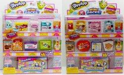 Shopkins Season 10 Shopper Packs two Collector's Ed packs