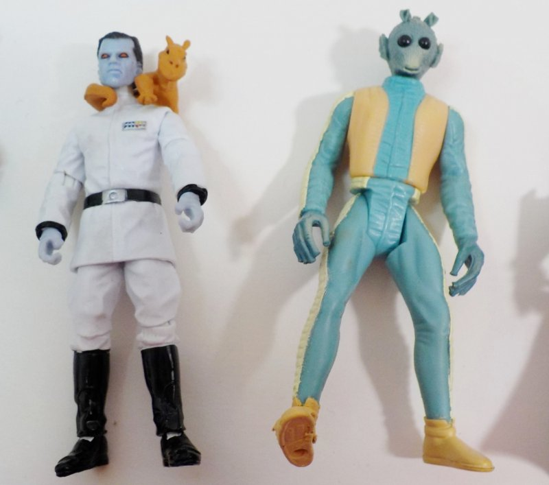 Thrawn and Greedo