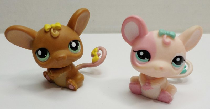 Littlest Pet Shop loose animal figures