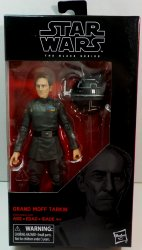 Star Wars Black Series Grand Moff Tarkin 6 in figure
