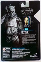 '.Bounty Hunnter Bossk.'