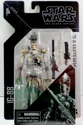 Star Wars Black Series Archive Collection IG-88 action figure ESB