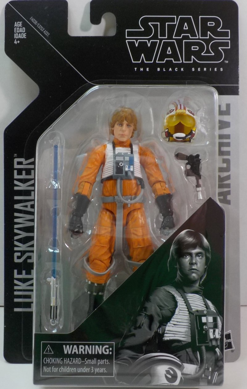 Star Wars ANH The Black Series Archive Collection