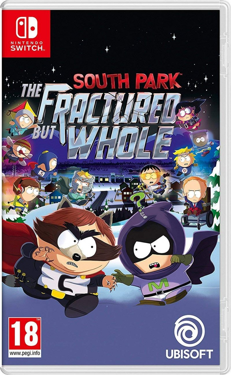 South Park Nintentdo Switch Ubisoft