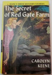 Nancy Drew Mystery #6 The Secret of Red Gate Farm white EP PC