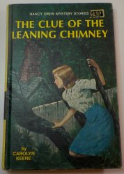 '.The Clue of the Leaning Chimne.'