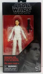 Star Wars Princess Leia Bespin Escape 6 in Black Series figure exclusive