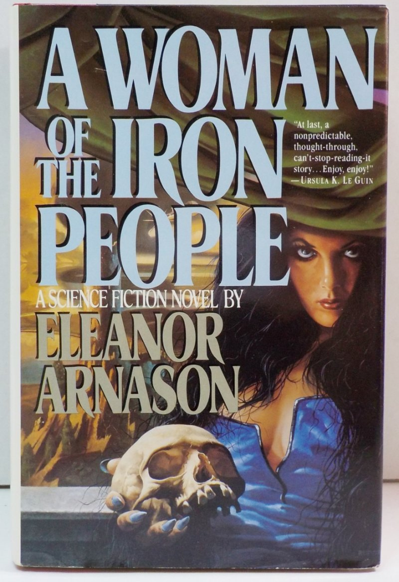 by Eleanor Arnason Hardcover with Dust Jacket 1991 SciFi