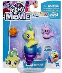 My Little Pony Baby Seapony Sea Poppy The Movie