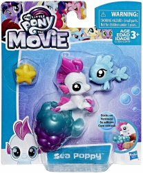 My Little Pony Baby Seapony Lilly Drop The Movie