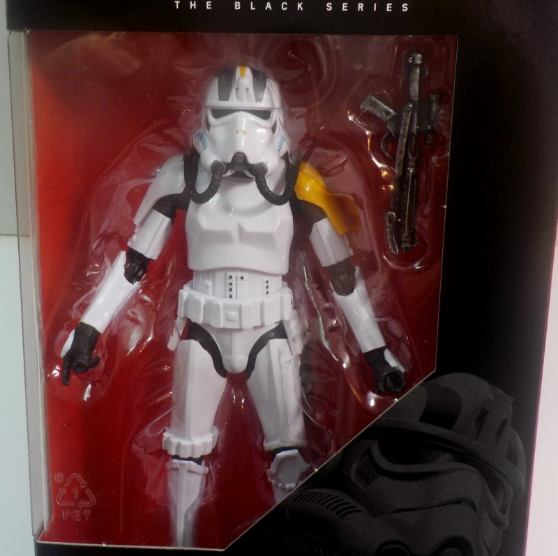 The Black Series 6 inch Exclusive Figure