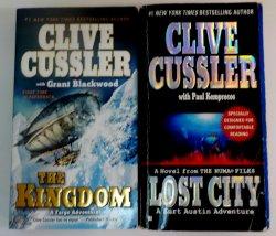 '.Clive Cussler Novels.'